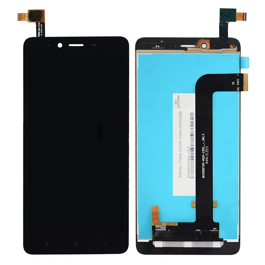 Xiaomi Klinik Hp Lcd Touchscreen Ts Redmi 4x Redmi4x Note 2 B